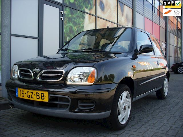Nissan Micra occasion - Verhoeven Cars