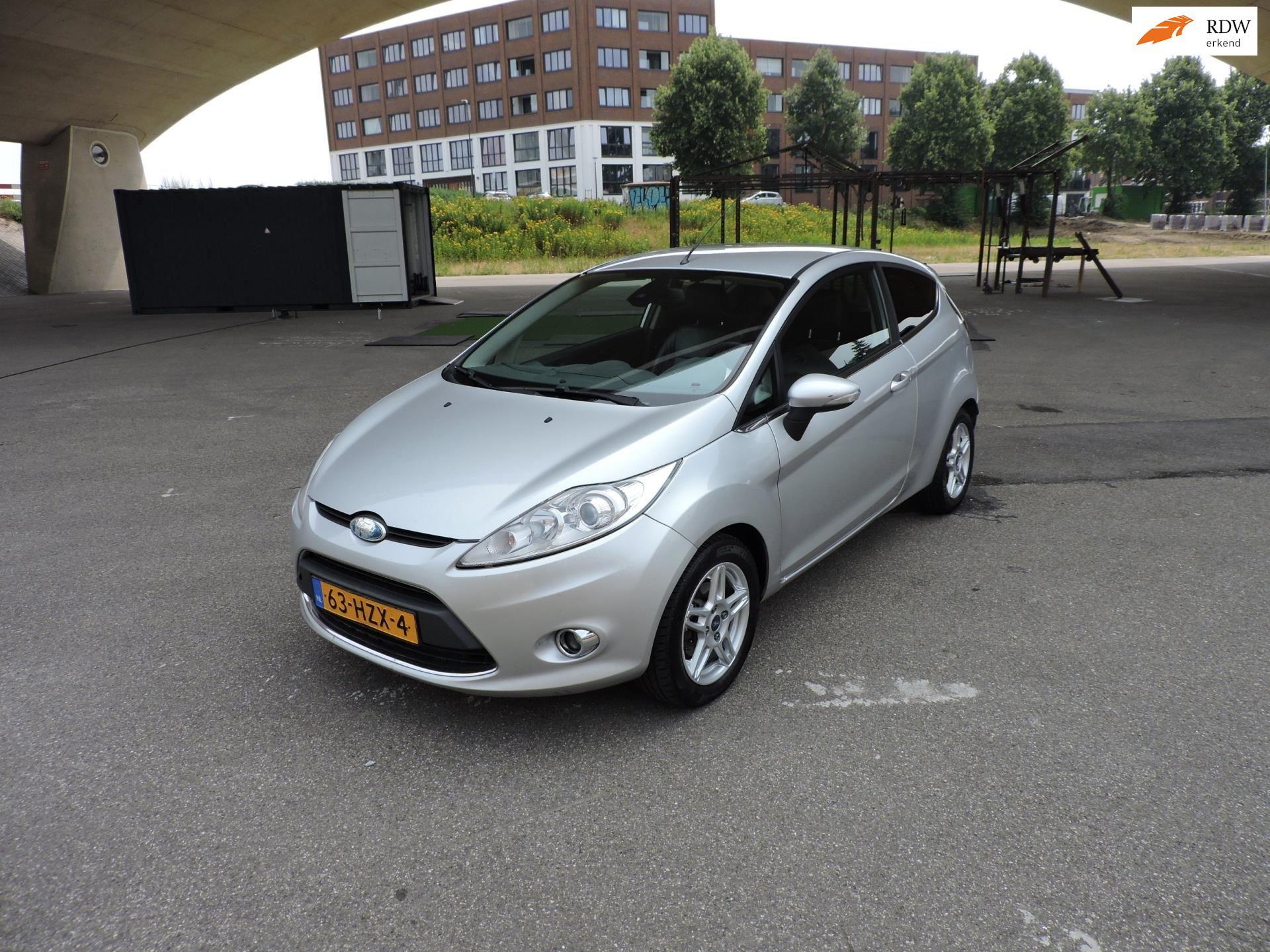 Ford Fiesta occasion - TZT Nederland