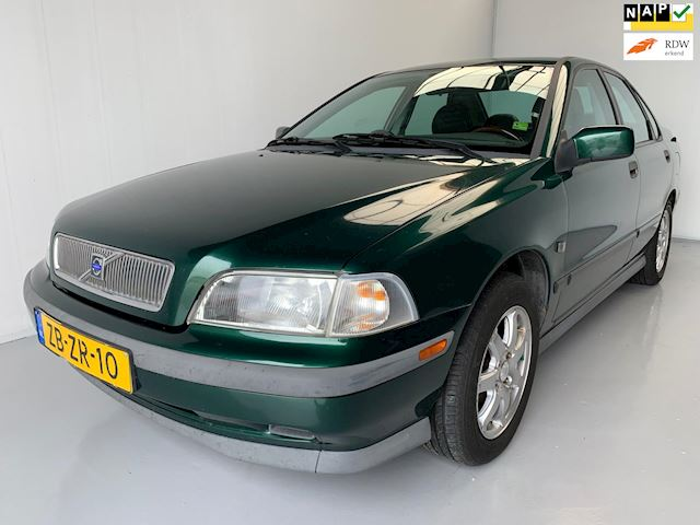 Volvo S40 1.8 Dynamic PDC Airco Stoelverwarming Trekhaak