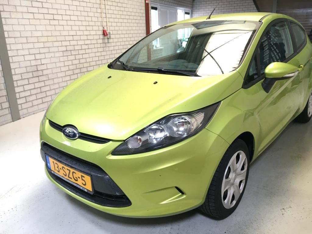 Ford Fiesta occasion - Auto Herai