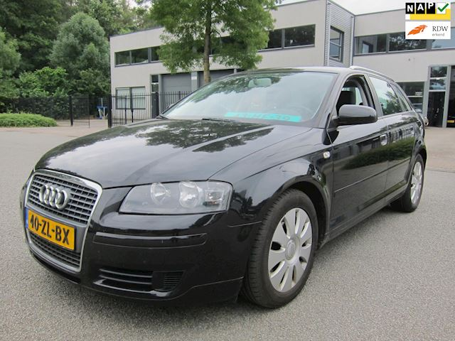 Audi A3 Sportback 1.9 TDI Attraction Pro Line Business NAVI CLIMA EXPORT EX BPM