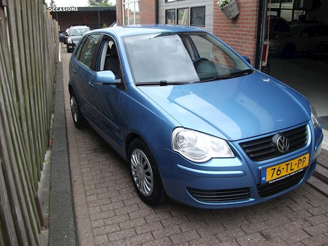 Volkswagen Polo 1.2-12V Optive airco zeer nette auto