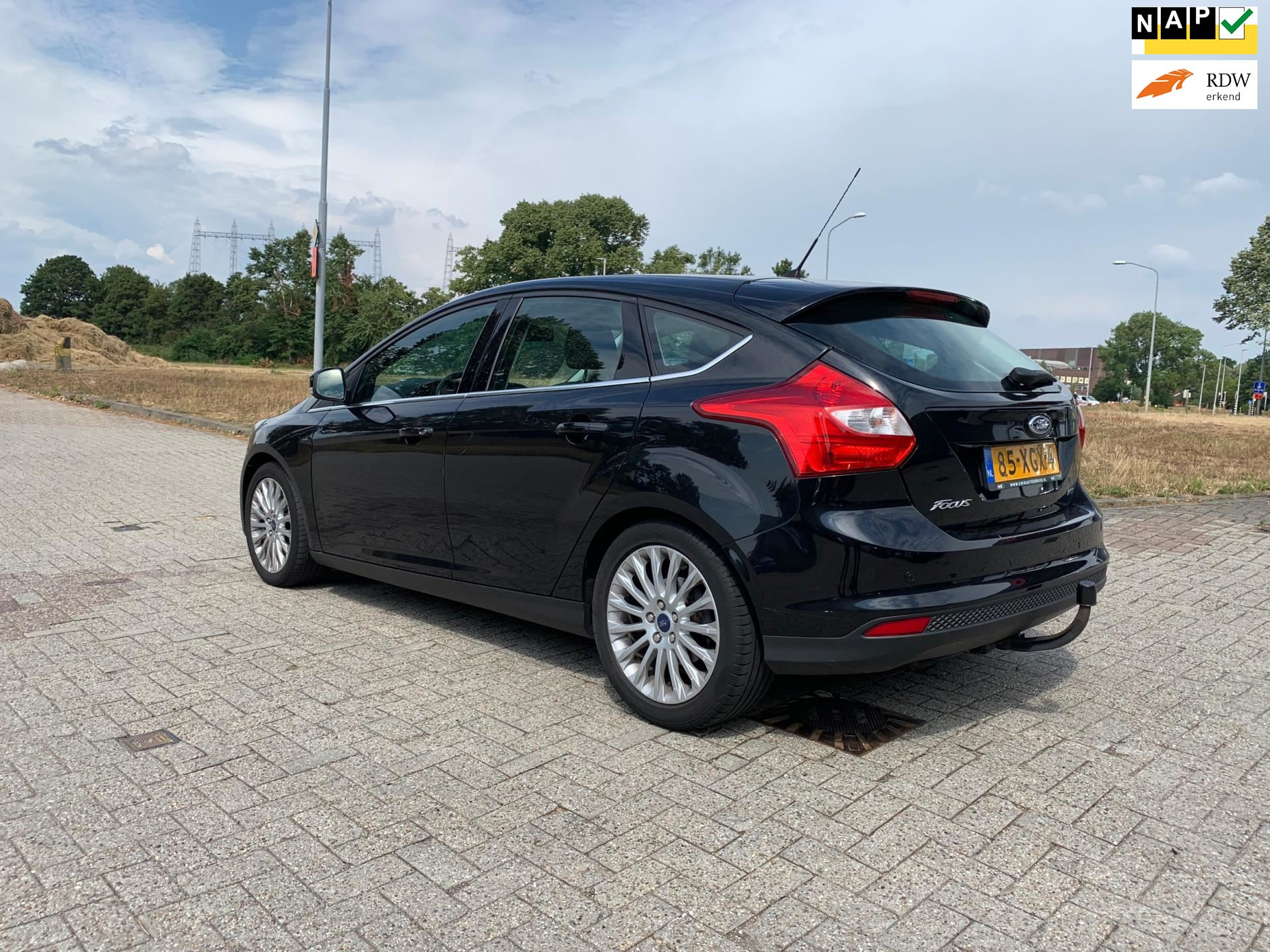 Ford Focus occasion - De Waal Auto's