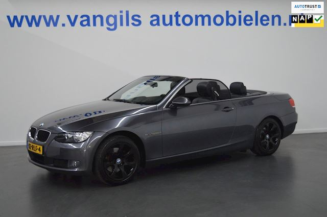 BMW 3-serie Cabrio 320i High Executive Leder Navi PDC Xenon