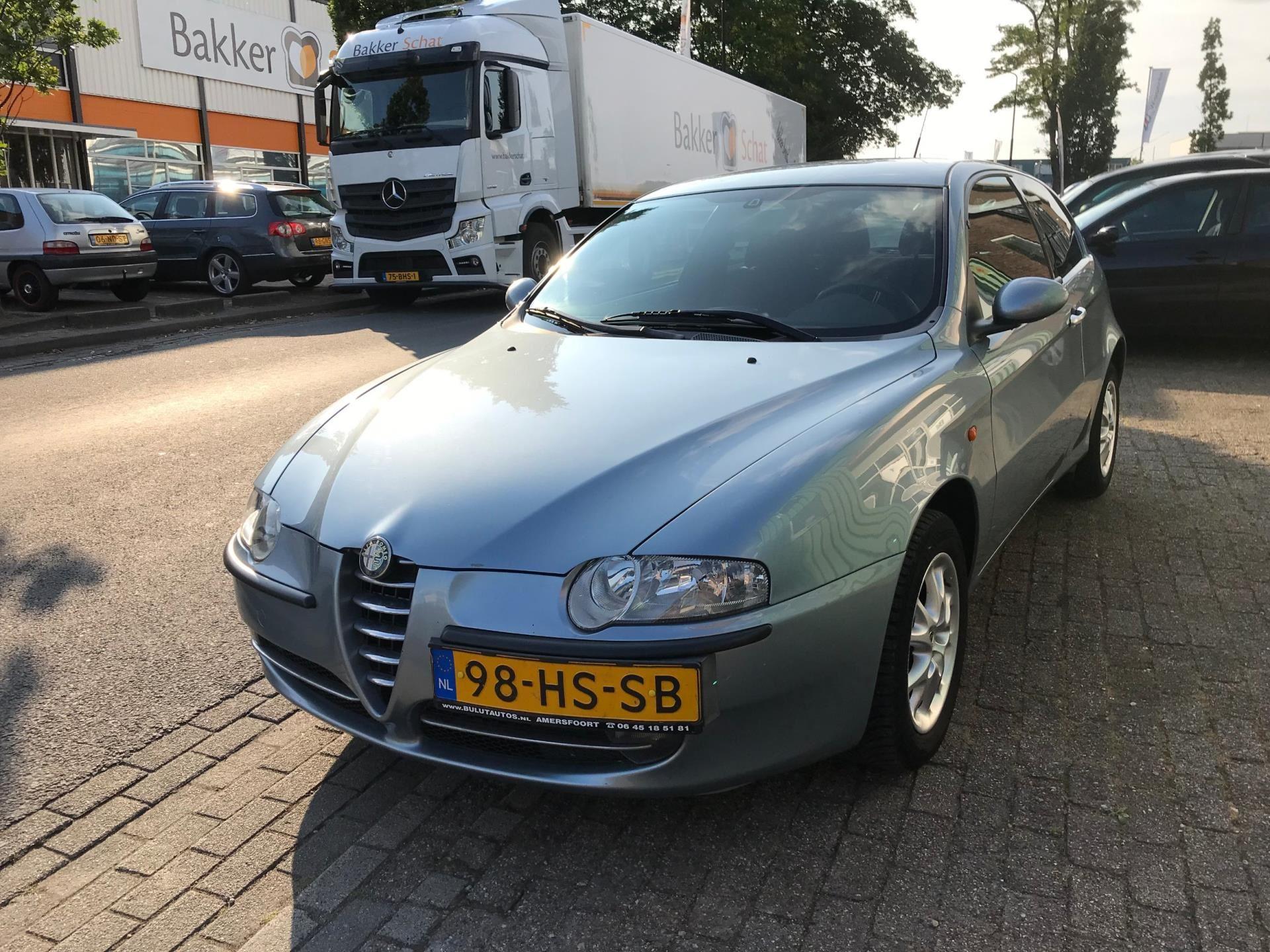 Alfa Romeo 147 occasion - Bulut Auto's
