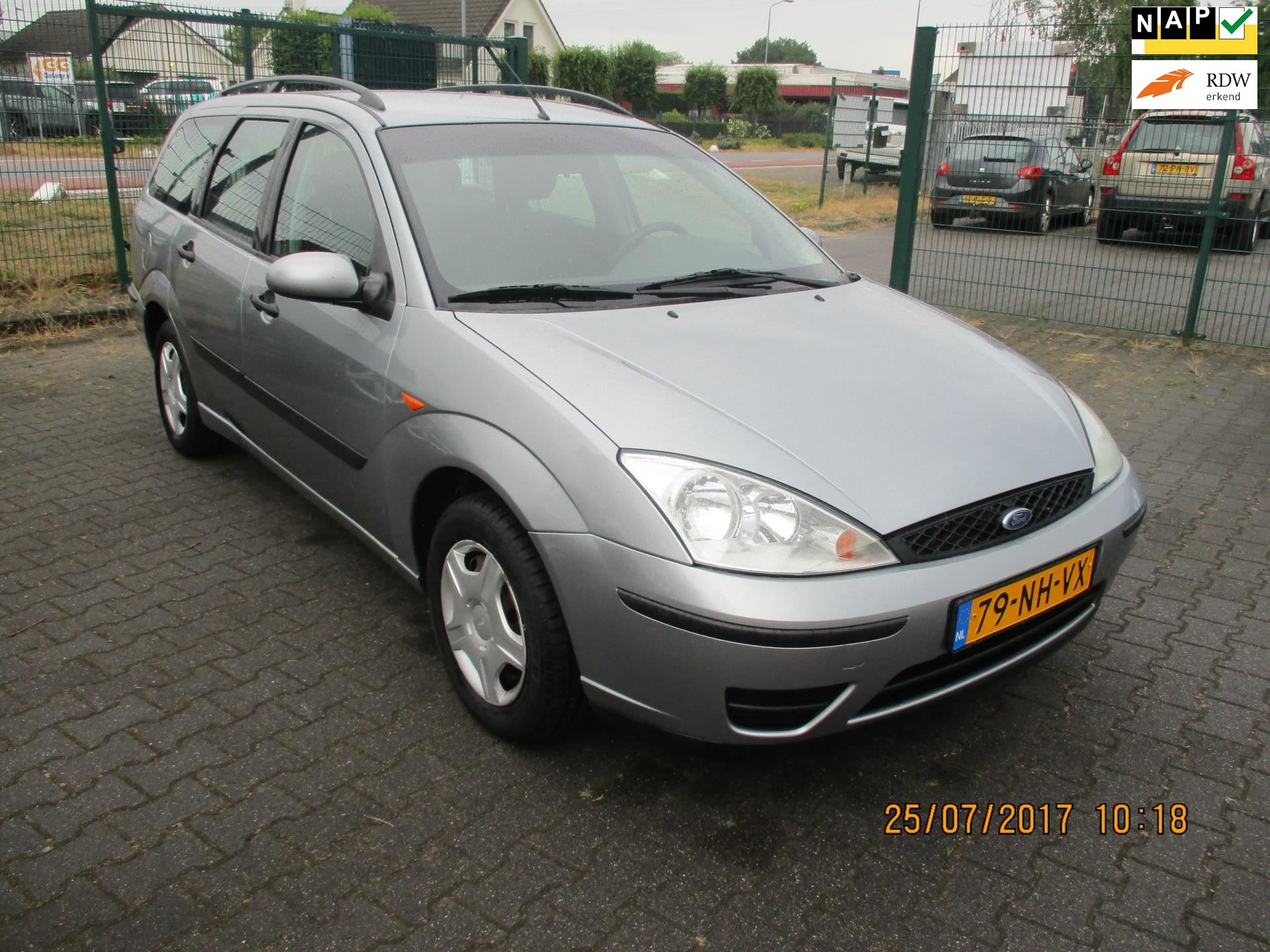 Ford Focus Wagon occasion - Harry Jakab Auto's
