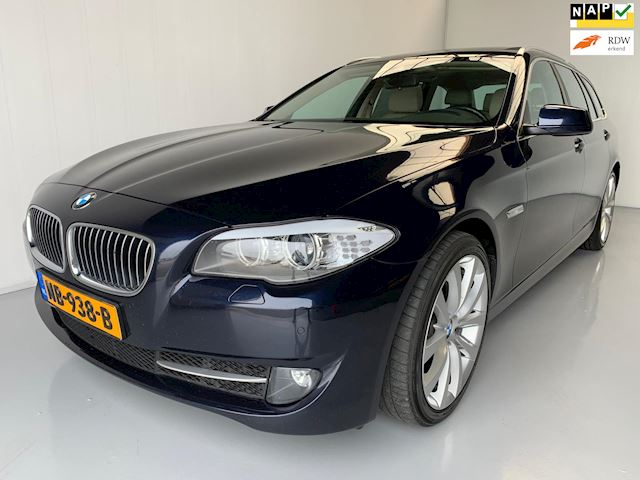 BMW 5-serie Touring 530d High Executive Panorama Xenon Leer Navi