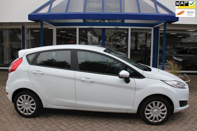 Ford Fiesta 1.0 Style 5-drs navigatie