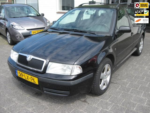 Skoda Octavia Combi 1.8 T Collection (LPG-G3/Airco)