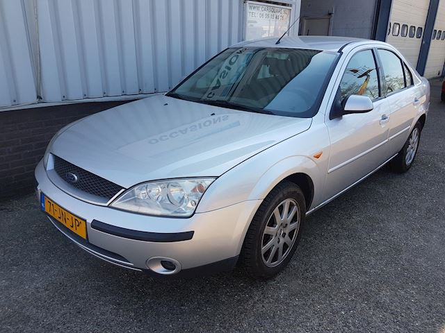 Ford Mondeo 1.8-16V Trend