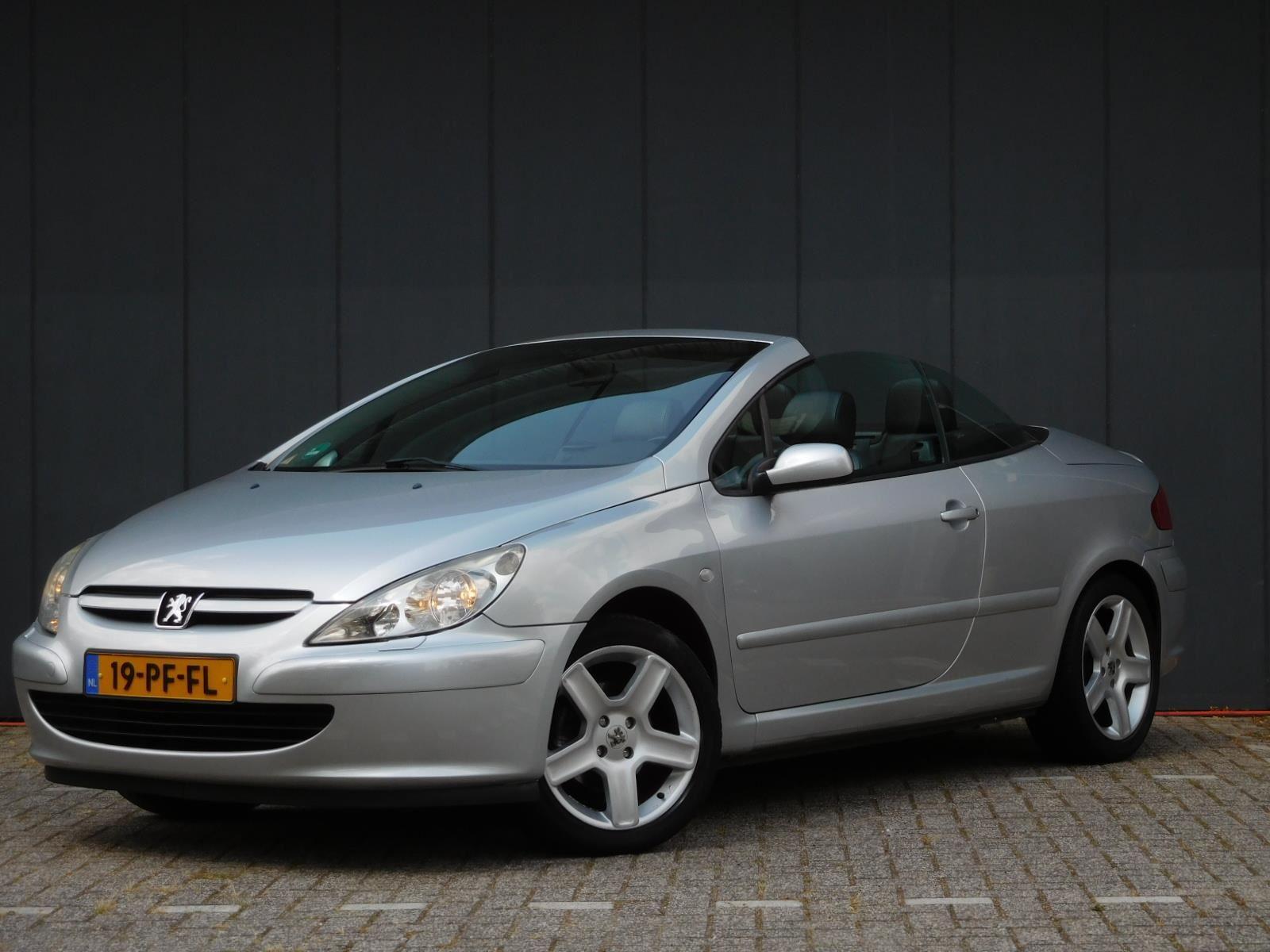 Peugeot 307 CC occasion - Autobedrijf Weels