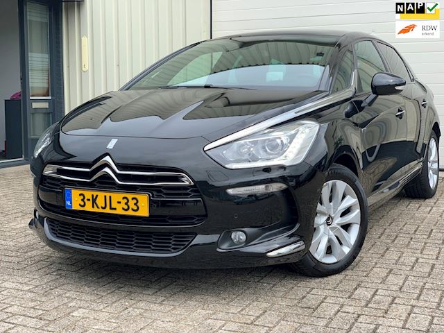 Citroen DS5 2.0 Hybrid4 Business Executive Clima Navi Pano Pdc Trekhaak Btw auto