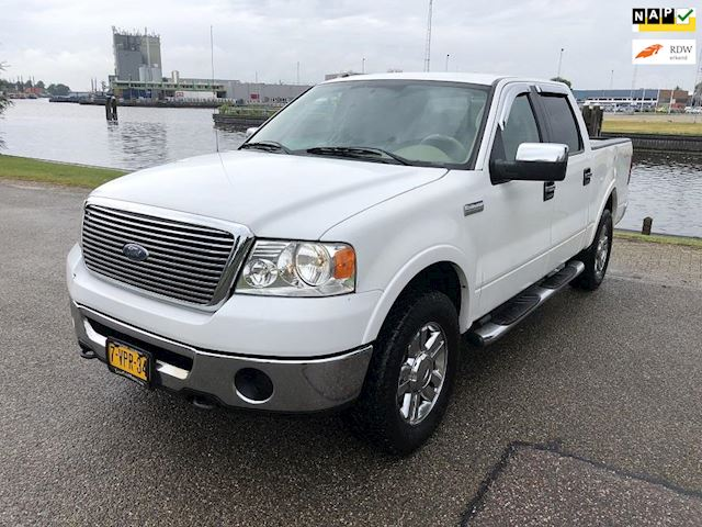 Ford F150 Lariat 5.4 V8/Clima/Leder/Cruise/Nw Model