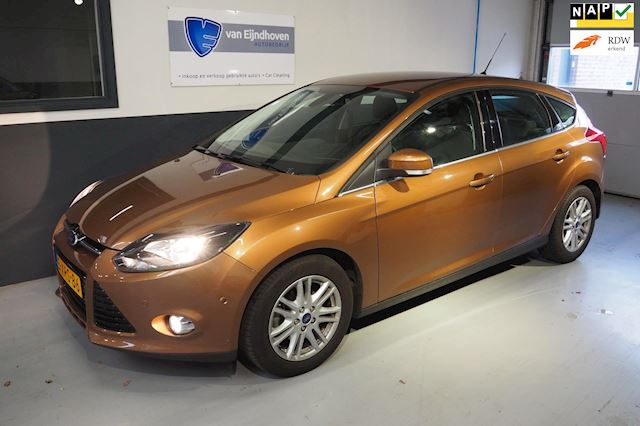 Ford Focus 1.0 EcoBoost Edition Plus VOL
