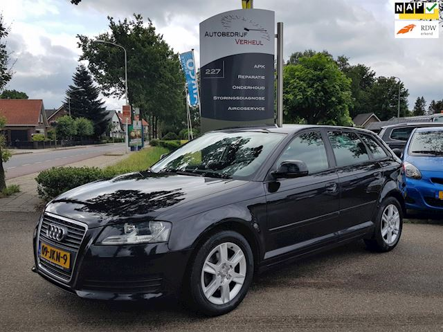 Audi A3 Sportback 1.4 TFSI Attraction Pro Line Business 5 Drs Automaat Navi Dealerauto Boekjes Nap