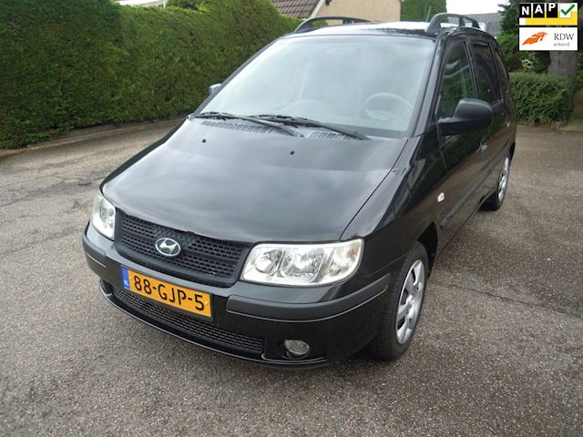 Hyundai Matrix 1.6i Active EK 2008