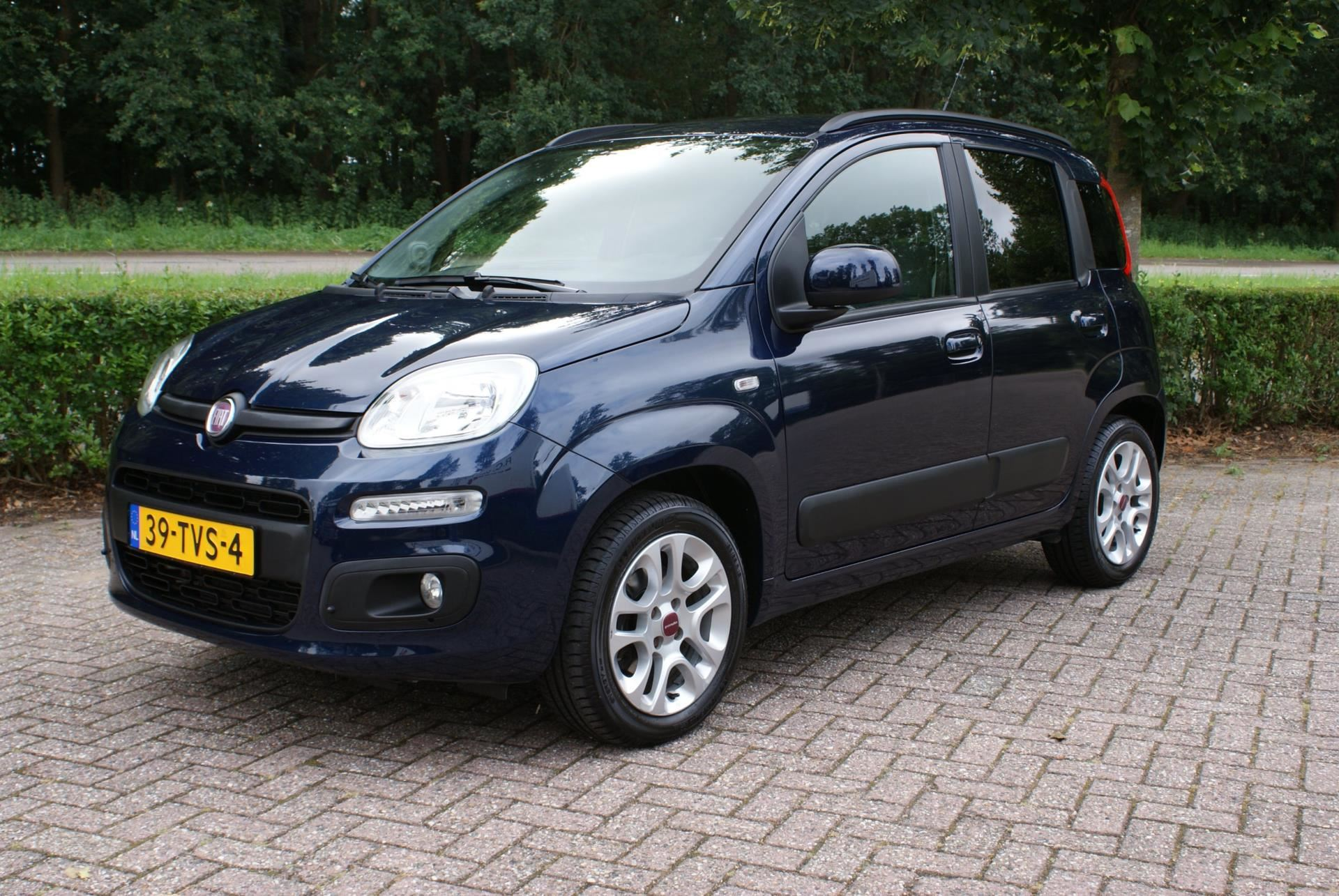 Fiat Panda occasion - Prins Automotive