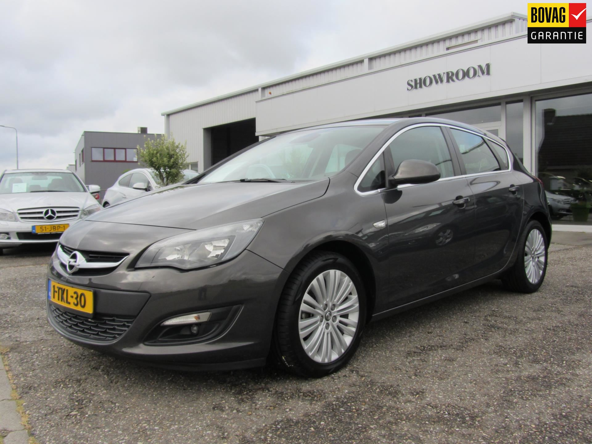 Opel Astra occasion - Garage Casteels
