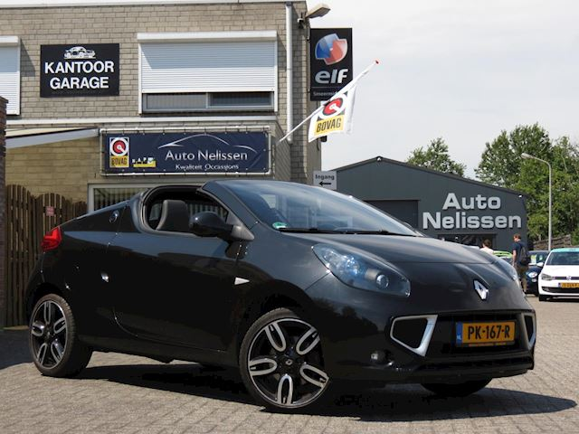 Renault Wind 1.6-16V Exception 133 PK ! VERKOCHT !