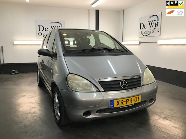 Mercedes-Benz A-klasse 160 Classic incl. APK t/m 03-2020 in NETTE STAAT !!