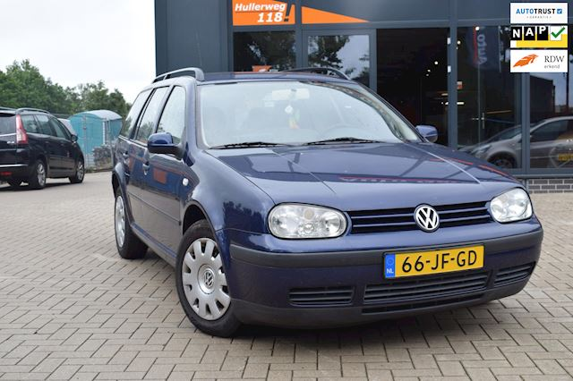 Volkswagen Golf Variant 1.9 TDI Comfortline rode di clima cruise control