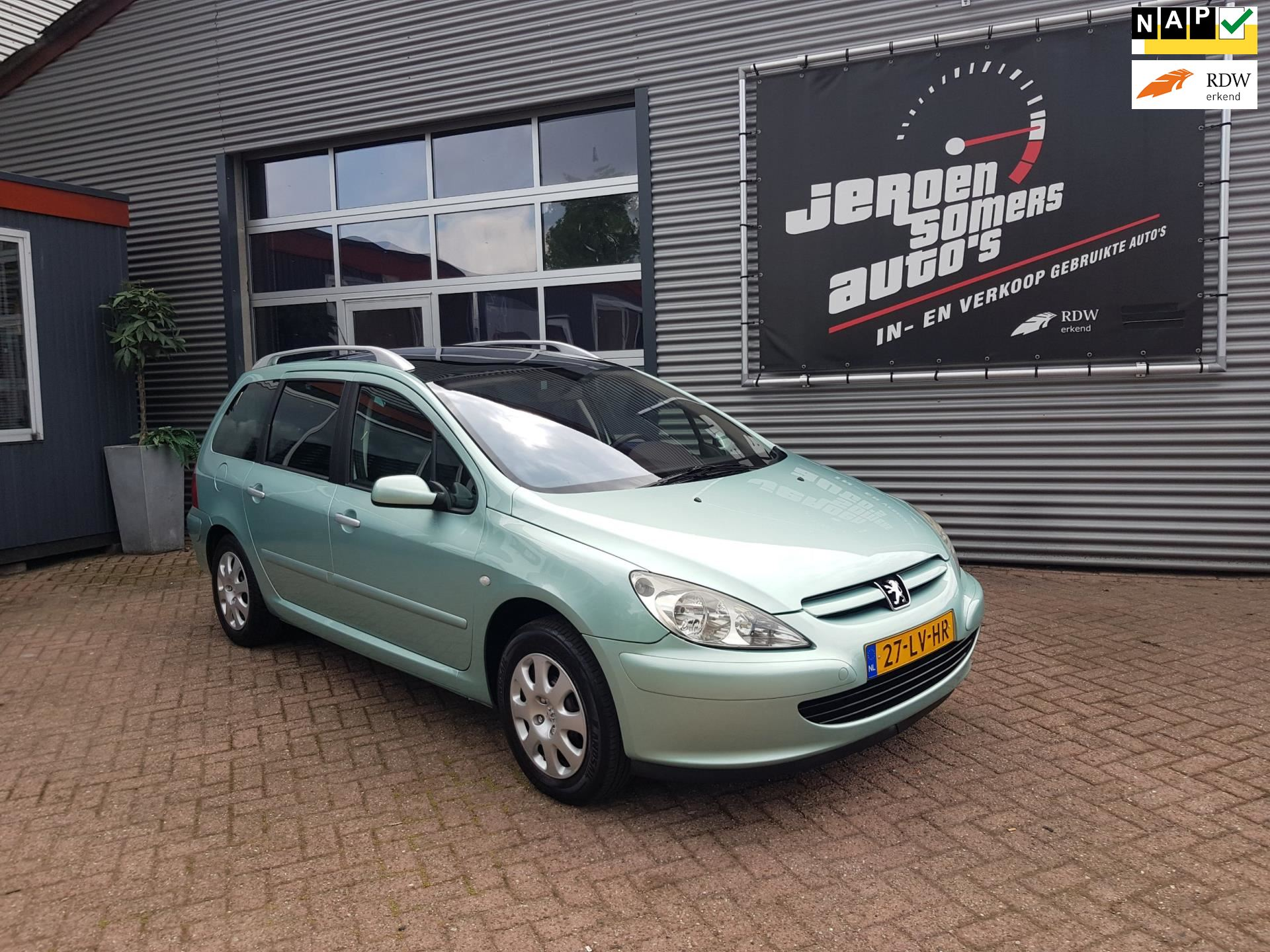 Peugeot 307 SW occasion - Jeroen Somers Auto´s