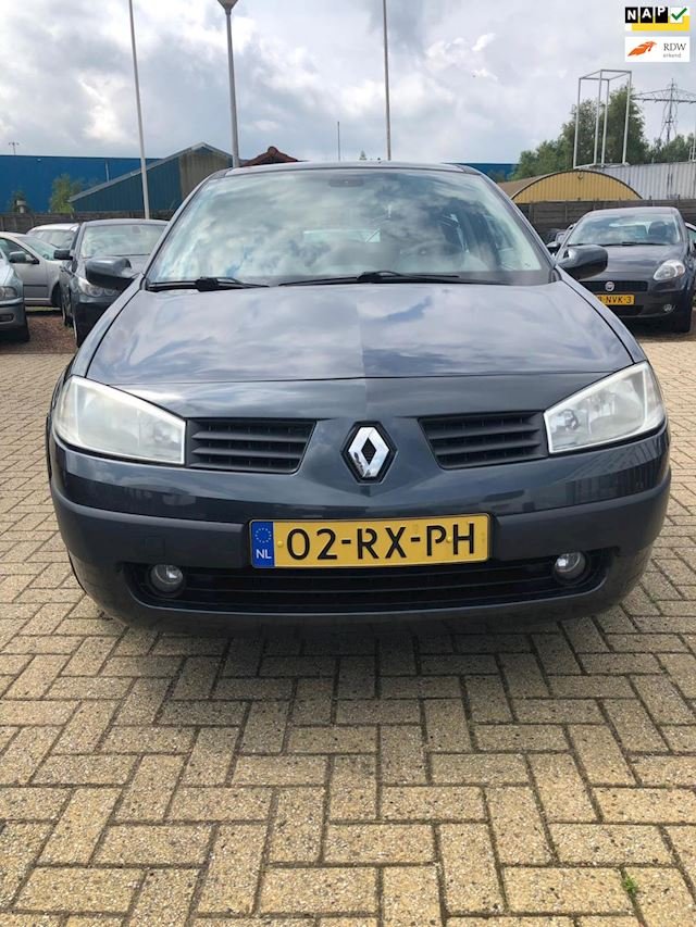 Renault Mégane 1.6-16V Expression Luxe