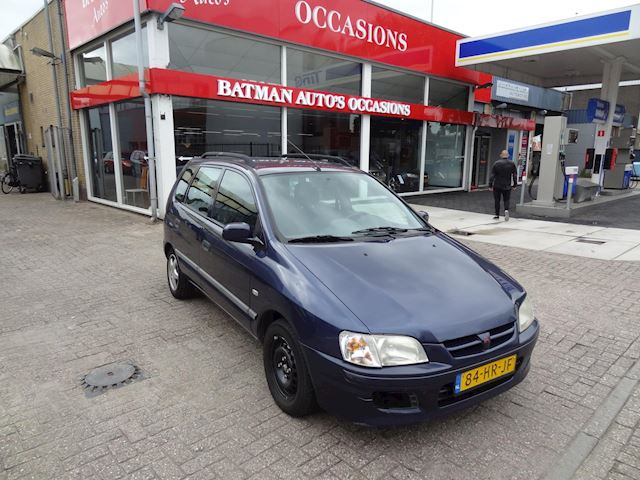 Mitsubishi Space Star 1.6 Diamond MEENEEMPRIJS