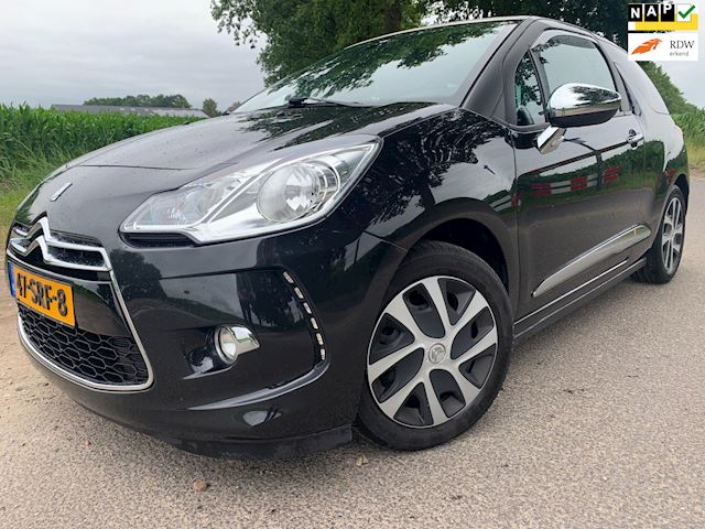 Citroen DS3 1.6 e-HDi So Chic 130.000 km nap