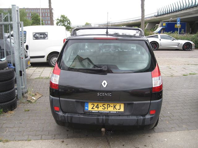 Renault Grand Scénic 2.0-16V Expression Luxe 7 pers airco nap apk