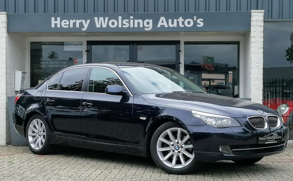 BMW 5-serie occasion - Herry Wolsing Auto's