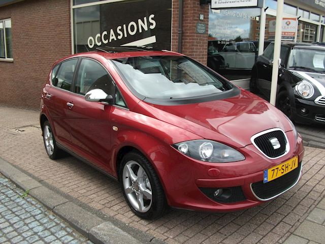 Seat Altea 2.0 FSI Stylance VOL OPTIES LEDER SCHUIFDAK
