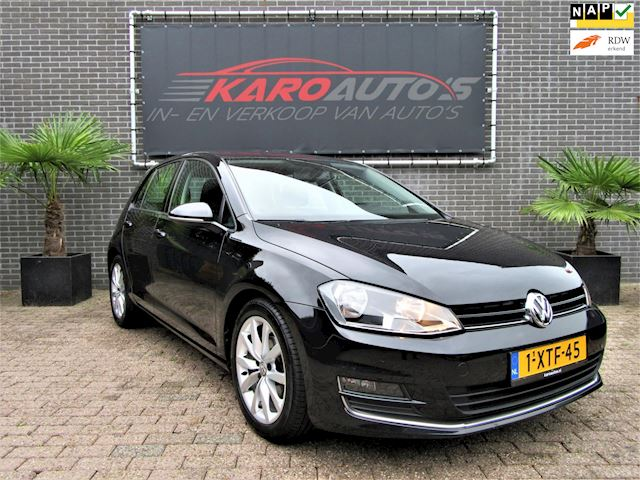 Volkswagen Golf 1.2 TSI Business Leer Navi Camera Cruise Pdc