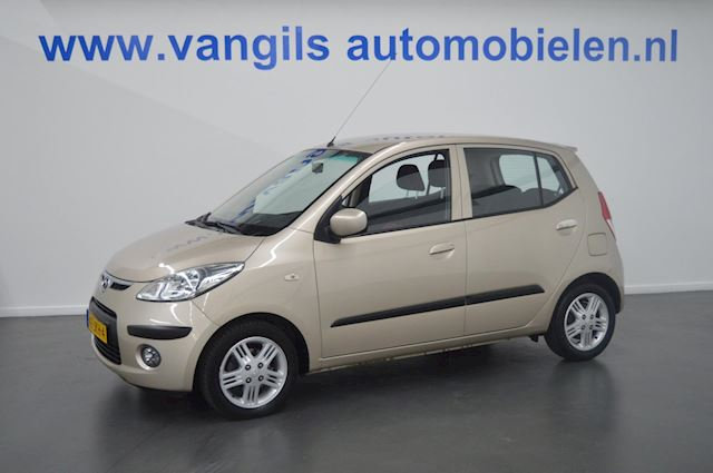 Hyundai I10 1.25i i-Catcher