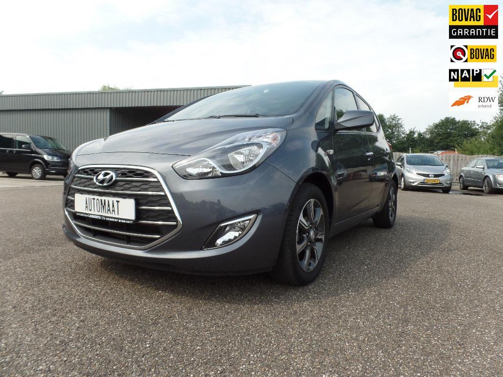 Hyundai Ix20 occasion - Autobedrijf Lamberts