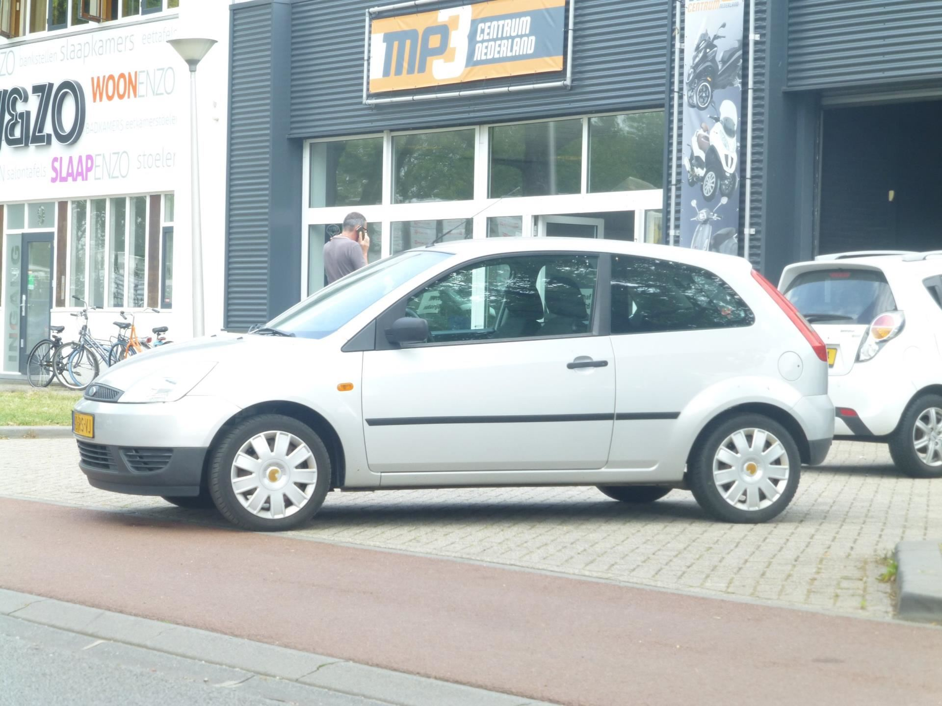 Ford Fiesta occasion - Autohandel Prins