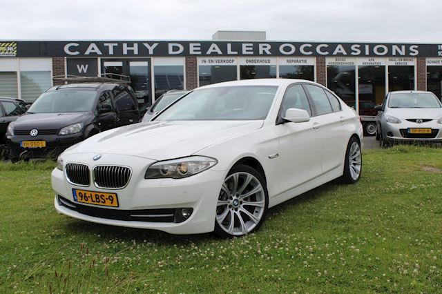BMW 5-serie occasion - Cathy Dealer Occasions