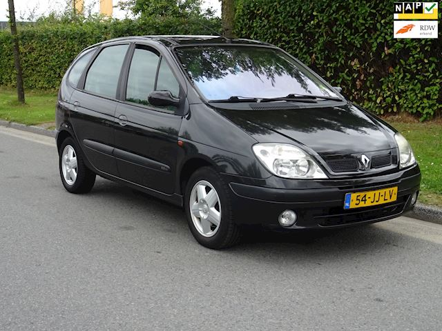 Renault Scénic 2.0-16V Expression Sport airco