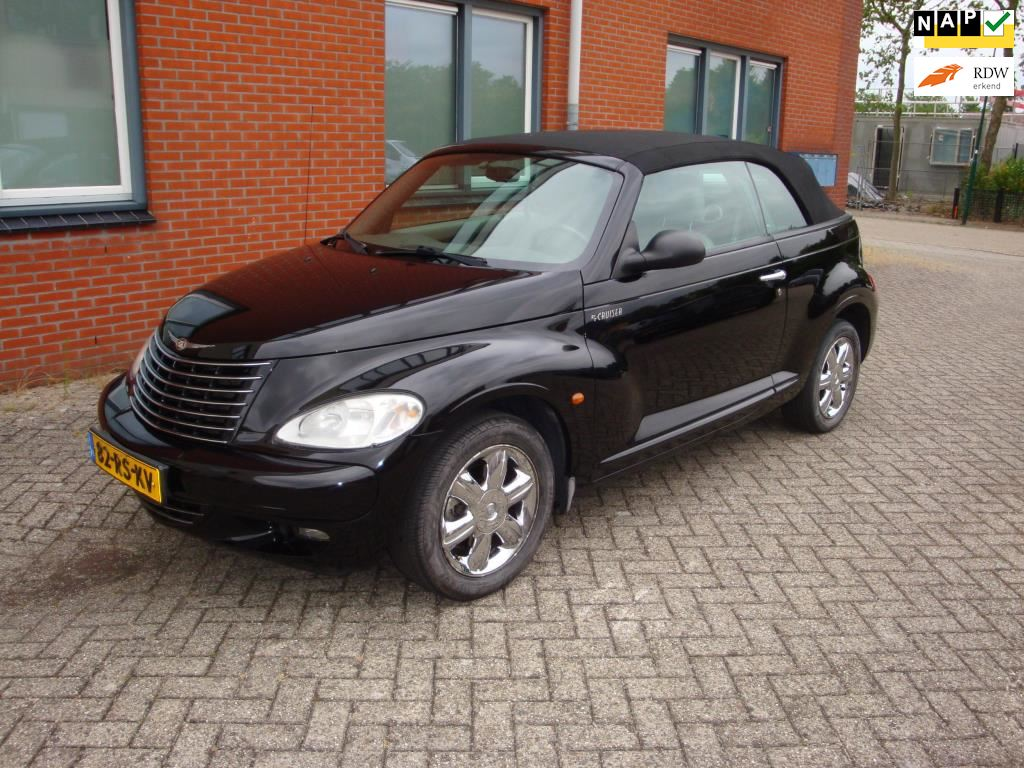 Chrysler PT Cruiser Cabrio occasion - De Basis Auto