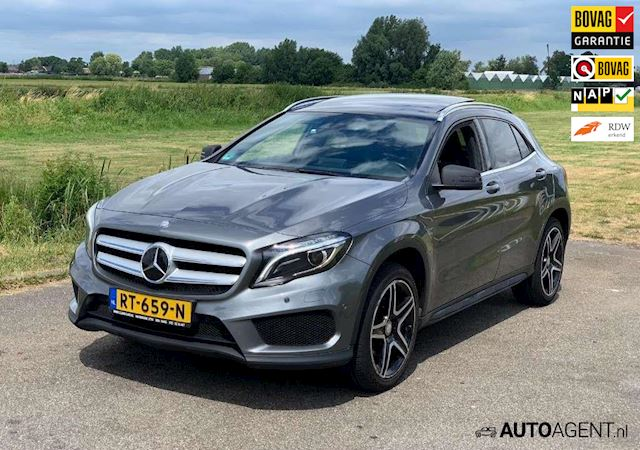 Mercedes-Benz GLA-klasse 220 d Prestige Full optie Panoramadak
