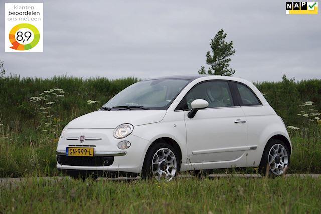 Fiat 500 occasion - Metselaar Auto's