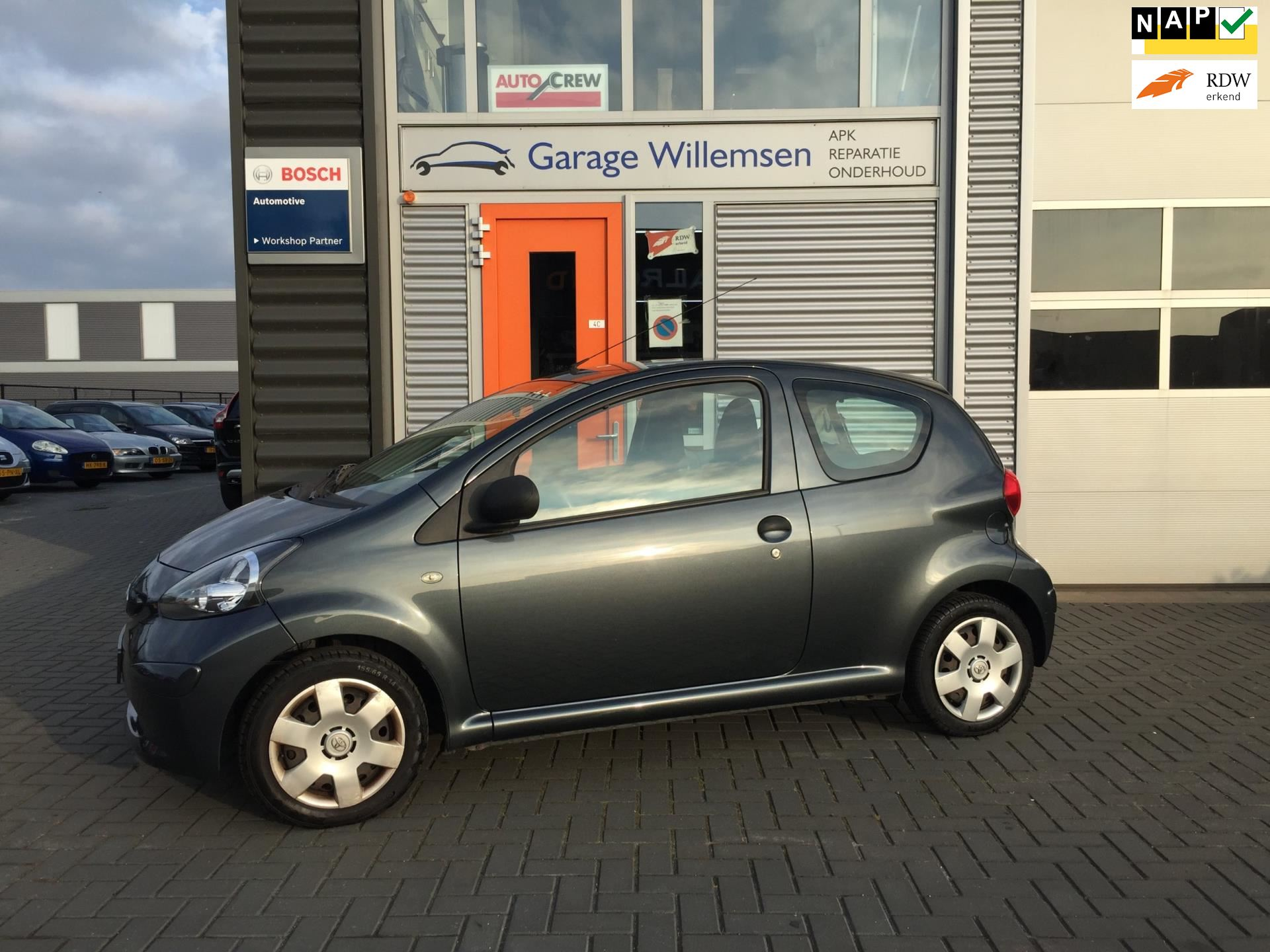 Toyota Aygo occasion - Garage Willemsen