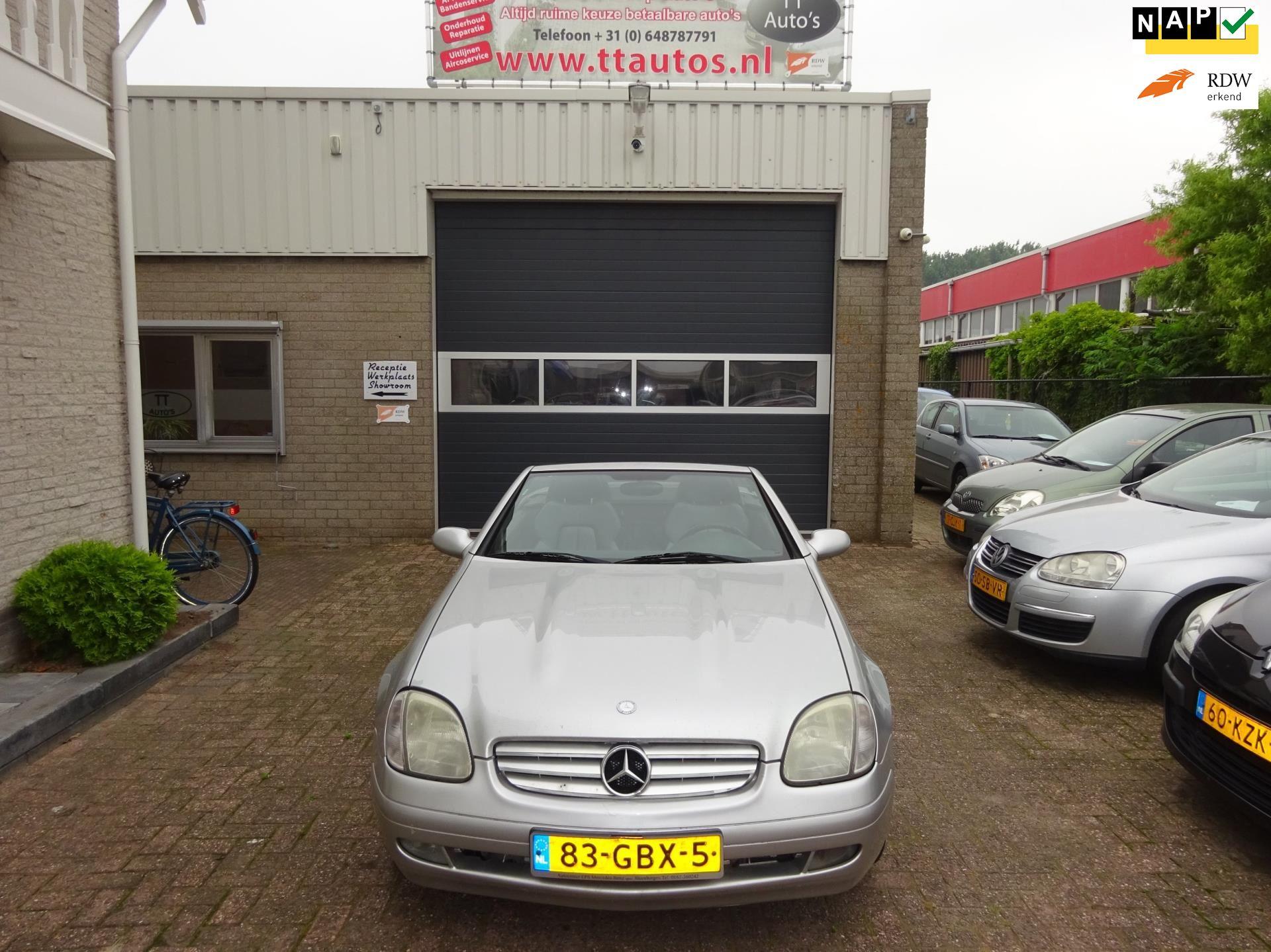 Mercedes-Benz SLK-klasse occasion - TT Auto's