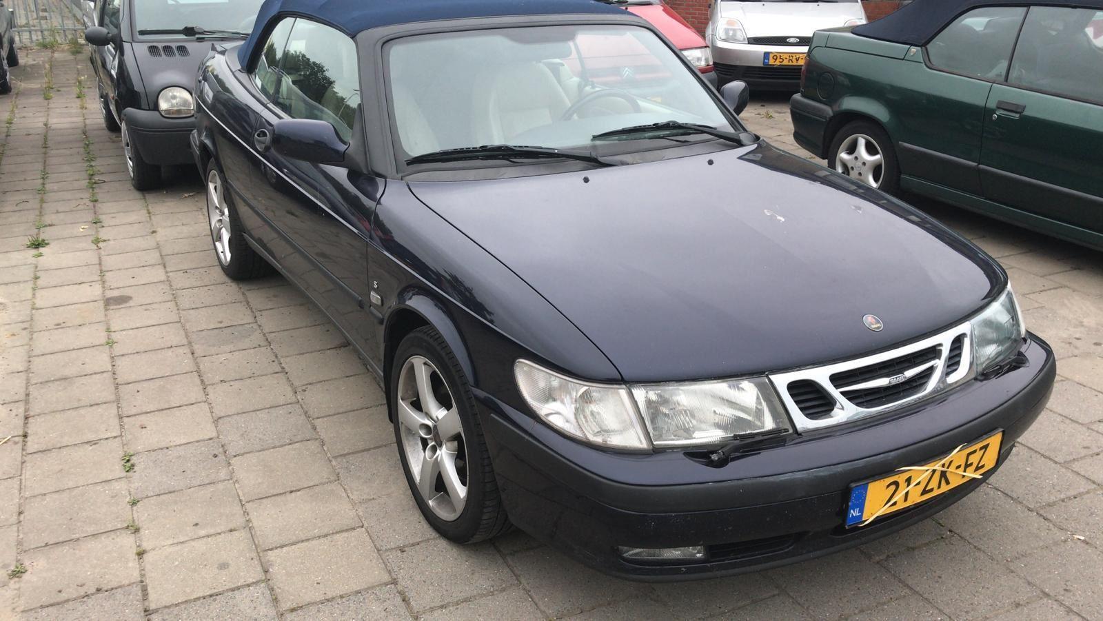 Saab 9-3 Cabrio occasion - Autohandel Steneker