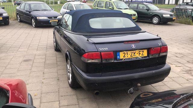 Saab 9-3 Cabrio 2.0t S ..Leer, elec dak, Apk 19-08-2020..