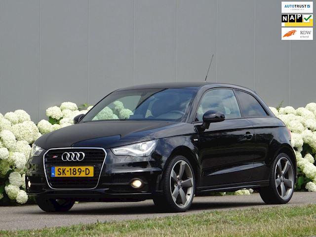Audi A1 1.2 TFSI S-Line MMI Leer Led Velg Xenon