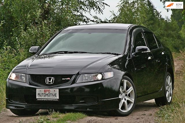 Honda Accord TYPE R EURO R CL7 JDM