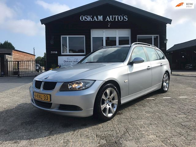 BMW 3-serie Touring 318d Corporate Lease High Executive