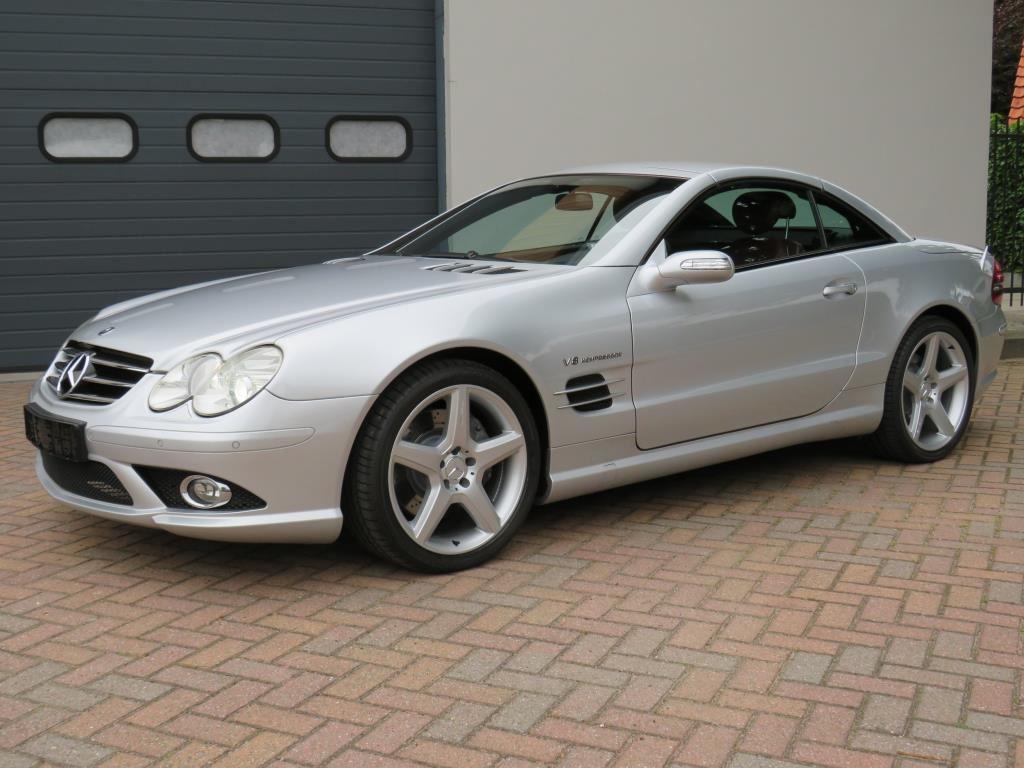 Mercedes-Benz SL-klasse occasion - Fijter Exclusive Trading
