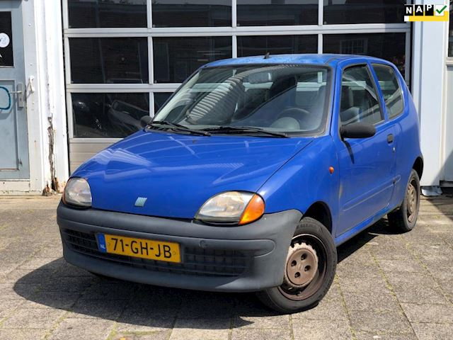 Fiat Seicento 1100 ie Young bj 2000